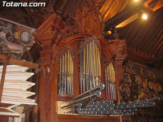 Siete municipios acogen el IV ciclo de conciertos de �rganos Hist�ricos de la Regi�n de Murcia, Foto 1