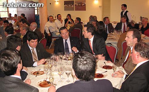 La Federación Regional de Empresarios de la Construcción de la Región de Murcia (FRECOM) y  la Asociación de Empresarios de la Construcción del Bajo Guadalentin (AEMCO) firmaron un convenio de colaboración, Foto 1