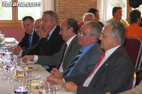 La Federación Regional de Empresarios de la Construcción de la Región de Murcia (FRECOM) y  la Asociación de Empresarios de la Construcción del Bajo Guadalentin (AEMCO) firmaron un convenio de colaboración, Foto 8