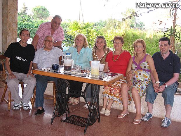 Visitantes de Santa Coloma de Gramanet  (Barcelona) conocen a Jes�s Aniorte y a Totana.com, Foto 1