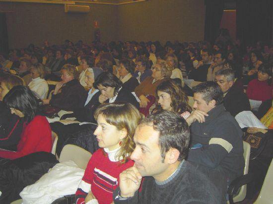 ÉXITO DE PARTICIPACIÓN DE DOCENTES Y ORGANIZACIÓN EN LA I JORNADA SOBRE ENSEÑANZA EN TOTANA , Foto 3