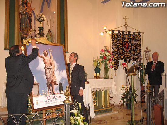 Presentación del Cartel y Revista de la Semana Santa Totana 2006 , Foto 1