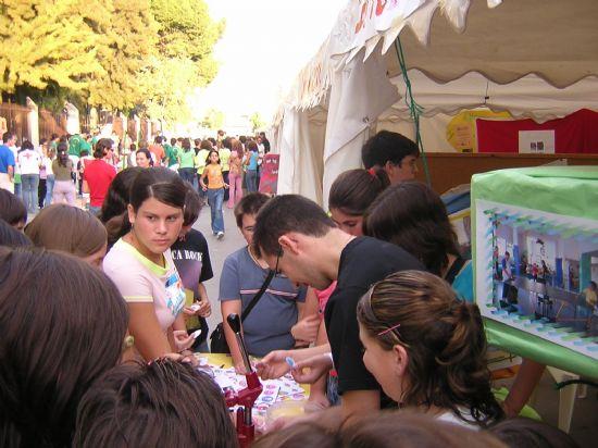 PUBLICAN DOS CONVOCATORIAS DE SUBVENCIONES PARA ACTUACIONES EN EL ÁMBITO DE LA INFANCIA Y LA JUVENTUD PARA EL 2007, Foto 1