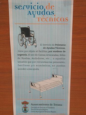 """SE PRESENTA EL """"PROGRAMA DE ACTIVIDADES PARA MAYORES 2007"""" CON UN TOTAL DE OCHO TALLERES DE DIVERSAS TEMÁTICAS, Foto 5"""