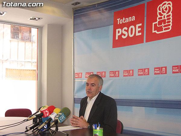"""EL PSOE ASEGURA QUE """"SE PRESENTAN MÁS DE 4.000 ALEGACIONES CONTRA EL PLAN GENERAL DE ORDENACIÓN URBANA DEL PP"""", Foto 1"""