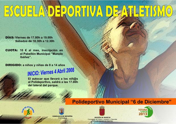 ESCUELA DEPORTIVA DE ATLETISMO, Foto 1