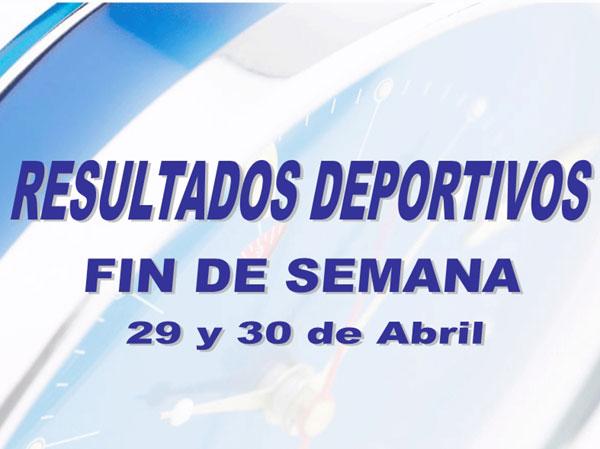 RESULTADOS DEPORTIVOS (2006) (02/05/2006), Foto 1