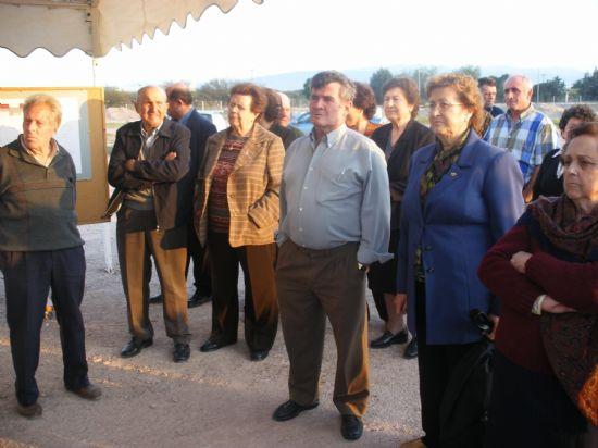 SE COLOCA LA PRIMERA PIEDRA DEL CENTRO SOCIAL DEL BARRIO OLÍMPICO, LAS PERAS, EL BOSQUE, TRIPTOLEMOS Y LA ESTACIÓN, Foto 2