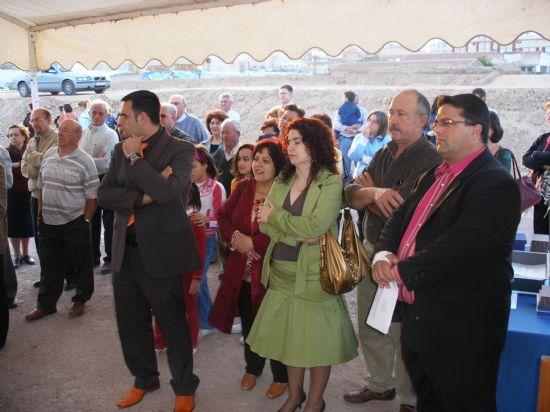SE COLOCA LA PRIMERA PIEDRA DEL CENTRO SOCIAL DEL BARRIO OLÍMPICO, LAS PERAS, EL BOSQUE, TRIPTOLEMOS Y LA ESTACIÓN, Foto 3