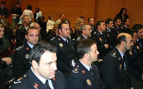 Un total de 24 policías locales promocionan como Cabos, Sargentos y Oficiales en sus Ayuntamientos, 3 de ellos cabos de Totana, Foto 1