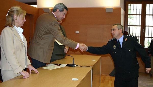 Un total de 24 policías locales promocionan como Cabos, Sargentos y Oficiales en sus Ayuntamientos, 3 de ellos cabos de Totana, Foto 3