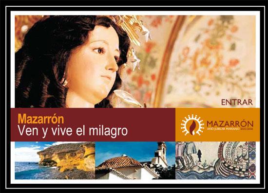El MILAGRO DE MAZARRÓN EN INTERNET, Foto 2