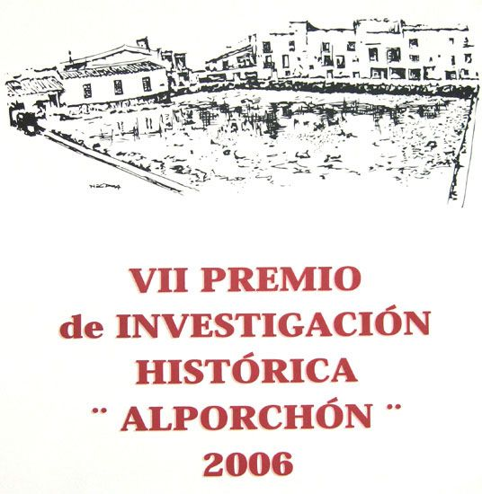 """LA CONCEJAL DE CULTURA DA A CONOCER LAS BASES DEL VII PREMIO DE INVESTIGACIÓN HISTÓRICA """"ALPORCHÓN"""", DOTADO CON 2.704 EUROS   , Foto 1"""