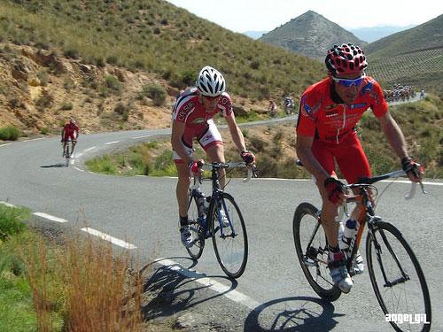 Gran actuaci�n del equipo ciclista Santa Eulalia el pasado fin de semana, Foto 1