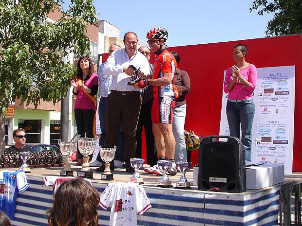 Gran actuaci�n del equipo ciclista Santa Eulalia el pasado fin de semana, Foto 2