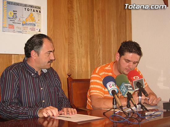 SIETE CLUBES SE DISPUTAN EN TOTANA EL ASCENSO A LA CATEGORÍA DE PLATA DEL BÁDMINTON ESPAÑOL, Foto 3