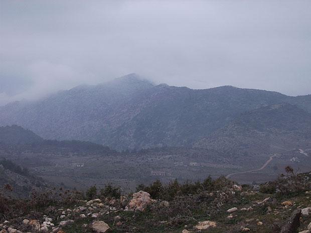 El pasado domingo dia 27, la Asociacion Deportiva Peña las Nueve realizó otra salida en bicicleta de montaña por Sierra Espuña, Foto 2