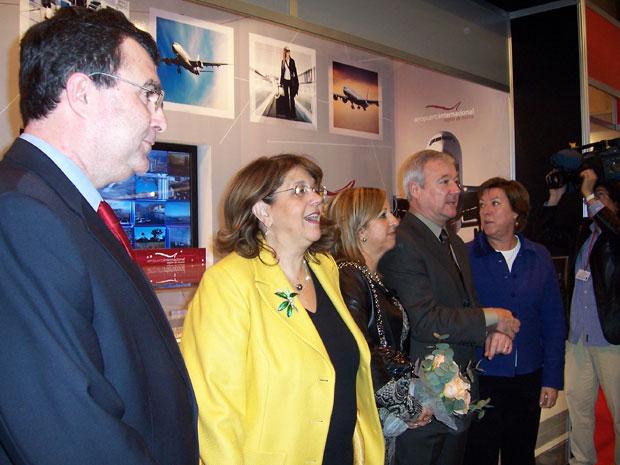 """TOTANA, UNA VEZ MÁS PRESENTE CON SU OFERTA TURÍSTICA EN """"FITUR´08"""" A TRAVÉS DE LA PROMOCIÓN DEL MONUMENTAL """"VÍA CRUCIS"""" Y SUS FIESTAS Y TRADICIONES CULTURALES (2008), Foto 6"""