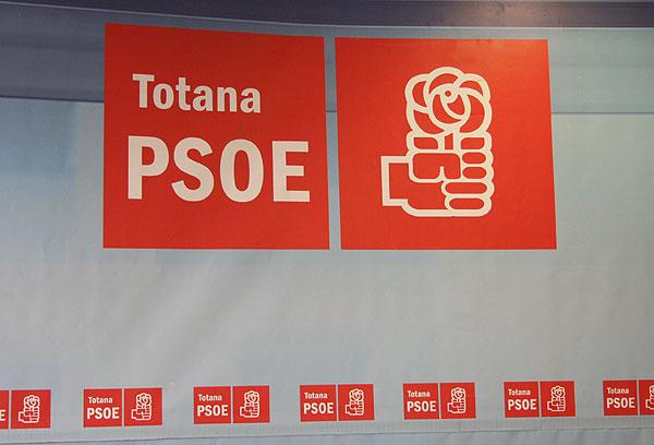 EL PSOE DE TOTANA FLETAR� AUTOBUSES PARA IR AL MIT�N DE JOSE LUIS RODR�GUEZ ZAPATERO EN MADRID EL PR�XIMO 10 DE FEBRERO, Foto 1