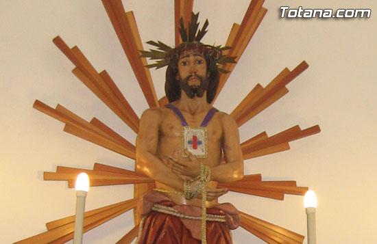 Numerosos vecinos mostraron su devoción al Cristo de Medinacelli (2006), Foto 1