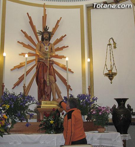 Numerosos vecinos mostraron su devoción al Cristo de Medinacelli (2006), Foto 2