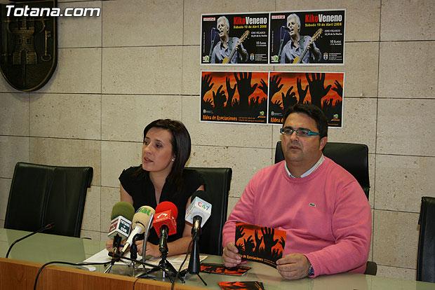 """UN TOTAL DE 44 COLECTIVOS PARTICIPARÁN EN LA """"XII ALDEA DE ASOCIACIONES"""" QUE SE CELEBRARÁ DEL 18 AL 20 DE ABRIL EN EL LATERAL DEL PARQUE MUNICIPAL """"MARCOS ORTIZ"""" CON NUMEROSAS ACTIVIDADES QUE DARÁN A CONOCER EL MUNDO ASOCIATIVO LOCAL (2008), Foto 1"""
