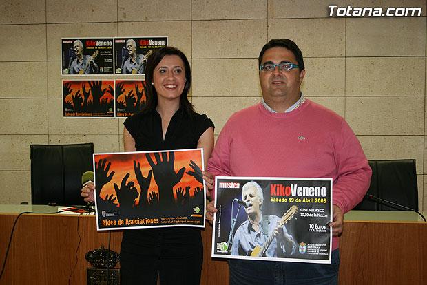 """UN TOTAL DE 44 COLECTIVOS PARTICIPARÁN EN LA """"XII ALDEA DE ASOCIACIONES"""" QUE SE CELEBRARÁ DEL 18 AL 20 DE ABRIL EN EL LATERAL DEL PARQUE MUNICIPAL """"MARCOS ORTIZ"""" CON NUMEROSAS ACTIVIDADES QUE DARÁN A CONOCER EL MUNDO ASOCIATIVO LOCAL (2008), Foto 3"""