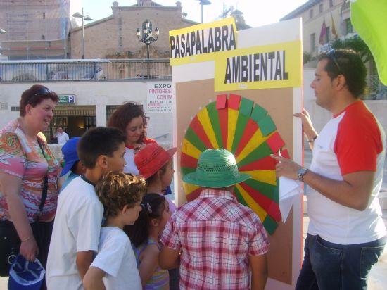 CONTIN�AN LAS ACTIVIDADES ORGANIZADAS POR EL AYUNTAMIENTO CON MOTIVO DEL D�A MUNDIAL DEL MEDIO AMBIENTE, Foto 3