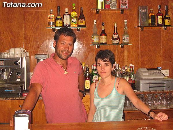 PAQUI GILBERTE, NUEVA GERENTE DE LA CAFETERÍA BOHEMIA, Foto 2