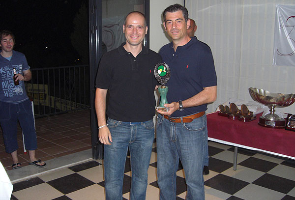 FINALIZA EL CAMPEONATO SOCIAL DEL CLUB DE TENIS (2008), Foto 1