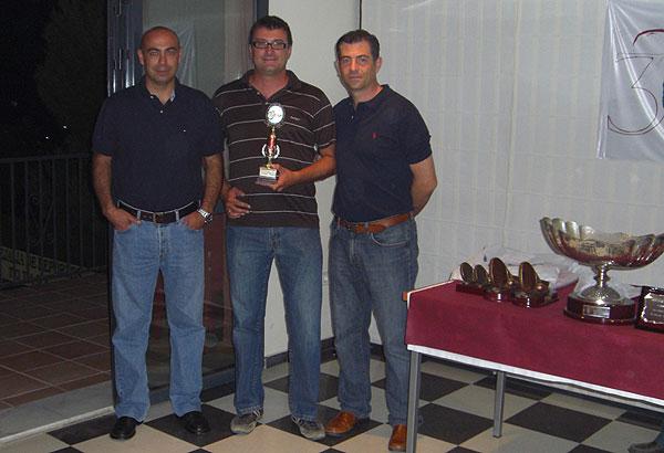 FINALIZA EL CAMPEONATO SOCIAL DEL CLUB DE TENIS (2008), Foto 3