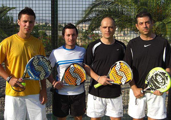FINALIZA EL CAMPEONATO SOCIAL DEL CLUB DE TENIS (2008), Foto 5