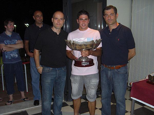FINALIZA EL CAMPEONATO SOCIAL DEL CLUB DE TENIS (2008), Foto 7