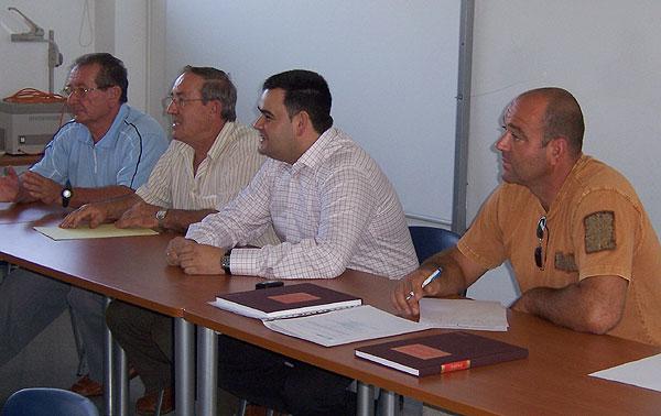 LA ASOCIACIÓN DE TRANSPORTISTAS DEL BAJO GUADALENTÍN AUSPICIADA POR EL AYUNTAMIENTO CELEBRA SU PRIMERA ASAMBLEA GENERAL, Foto 1