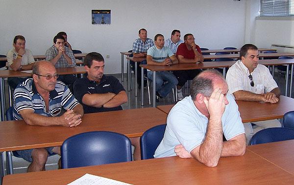LA ASOCIACIÓN DE TRANSPORTISTAS DEL BAJO GUADALENTÍN AUSPICIADA POR EL AYUNTAMIENTO CELEBRA SU PRIMERA ASAMBLEA GENERAL, Foto 2