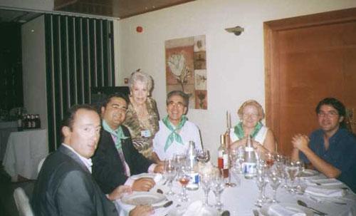 MÁS DE UN CENTENAR DE PERSONAS PARTICIPAN EN EL I ENCUENTRO SOLIDARIO DE AMIGOS Y FAMILIARES DE ENFERMOS DE ALZHEIMER EN LA SANTA, Foto 2
