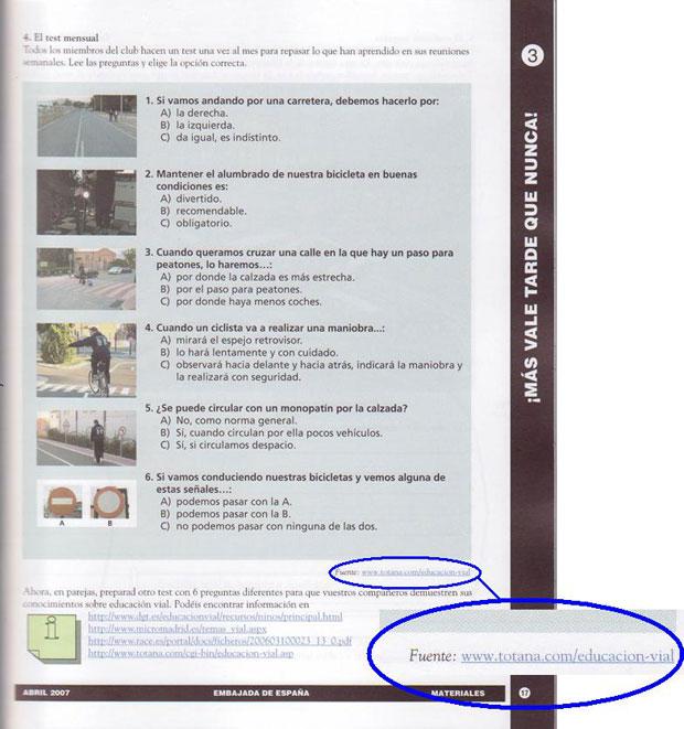 LA ESCUELA DE EDUCACIÓN VIAL DE LA POLICÍA LOCAL DE TOTANA RECIBE EL RECONOCIMIENTO DE LA CONSEJERÍA DE EDUCACIÓN Y CIENCIA DE LA EMBAJADA DE ESPAÑA EN ESTADOS UNIDOS POR LA CALIDAD DE LA LABOR REALIZADA EN LA PREVENCIÓN DE ACCIDENTES DE TRÁFICO, Foto 1