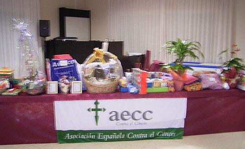 EL PASADO VIERNES 28 DE OCTUBRE TUVO LUGAR LA CENA EN BENEFICIO DE LA ASOCIACIÓN ESPAÑOLA CONTRA EL CÁNCER, Foto 4