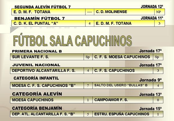 RESULTADOS DEPORTIVOS (05/02/2007), Foto 3