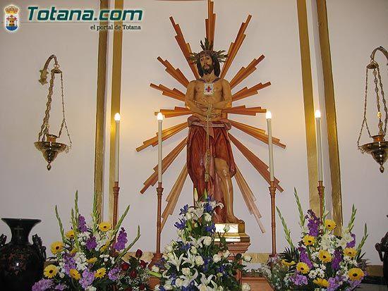 Numerosos vecinos mostraron su devoci�n al Cristo de Medinacelli (2005), Foto 1
