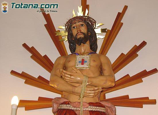 Numerosos vecinos mostraron su devoci�n al Cristo de Medinacelli (2005), Foto 2
