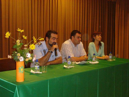 COMIENZA EL CURSO ESCOLAR 2005/2006 DE LA ESCUELA DE EDUCACIÓN VIAL DE LA POLICIA LOCAL DE TOTANA, Foto 1