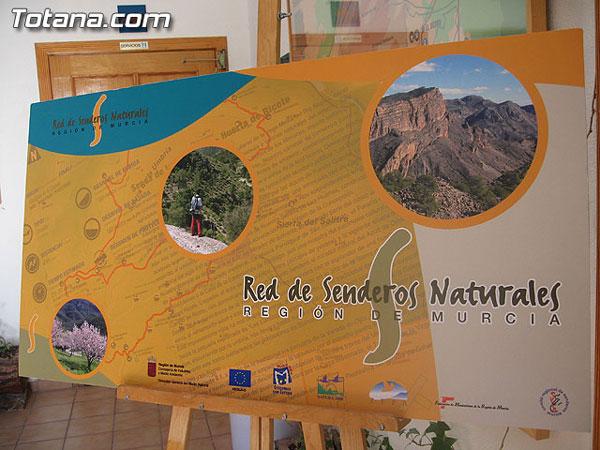 LOS AMANTES DE LA NATURALEZA YA DISPONEN DE NUEVAS RUTAS ACONDICIONADAS EN LOS 11 SENDEROS NATURALES DEL PARQUE REGIONAL SIERRA ESPUÑA, Foto 1