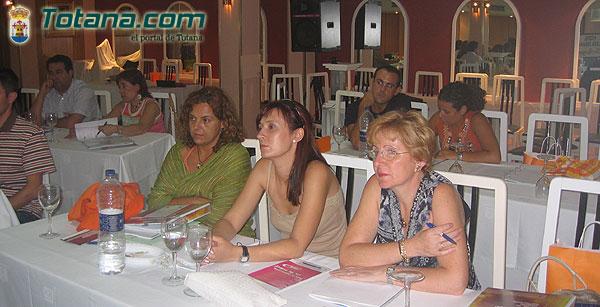 RESPONSABLES DE JUVENTUD DE TODA LA REGIÓN SE REÚNEN EN MAZARRÓN PARA CONOCER NUEVOS SISTEMAS DE INFORMACIÓN, Foto 6