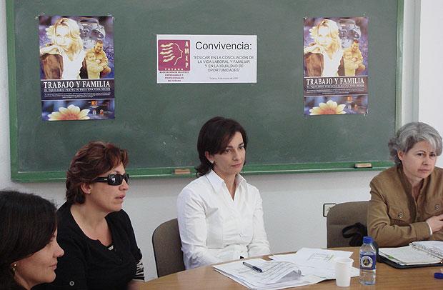 AMEP ORGANIZÓ LA JORNADA EDUCAR EN CONCILIACIÓN DE LA VIDA FAMILIAR Y LABORAL Y EN IGUALDAD DE OPORTUNIDADES, Foto 1