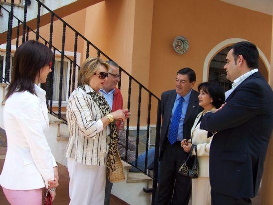 """EL ALCALDE DE TOTANA Y LA DIRECTORA GENERAL DE PERSONAS CON DISCAPACIDAD CLAUSURAN LA XXXII ASAMBLEA GENERAL DE LA ASOCIACIÓN REGIONAL MURCIANA DE HEMOFILIA EN """"LA CHARCA"""" (2008), Foto 7"""