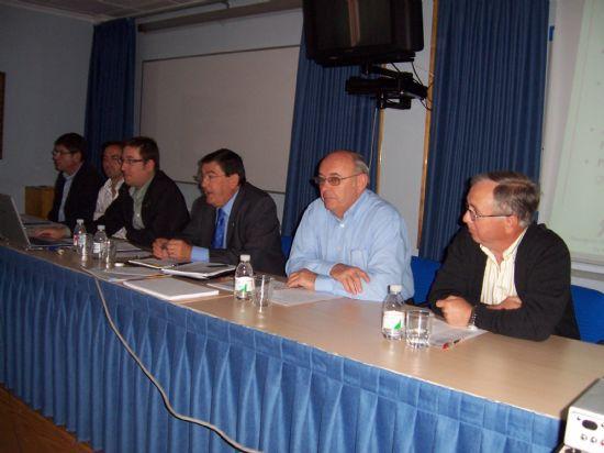 """EL ALCALDE DE TOTANA Y LA DIRECTORA GENERAL DE PERSONAS CON DISCAPACIDAD CLAUSURAN LA XXXII ASAMBLEA GENERAL DE LA ASOCIACIÓN REGIONAL MURCIANA DE HEMOFILIA EN """"LA CHARCA"""" (2008), Foto 8"""