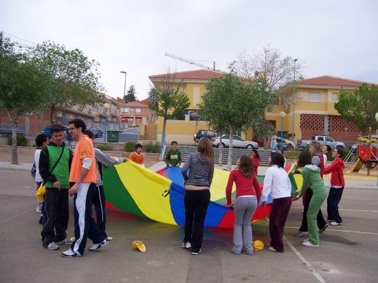 """ARRANCA EL PROGRAMA DE ACTIVIDADES ENMARCADO EN LA """"III SEMANA DE LA SALUD Y LA ACTIVIDAD FÍSICA"""" CON LA JORNADA DE DEPORTES ALTERNATIVOS DESARROLLADA EN EL RECINTO FERIAL (2008), Foto 3"""