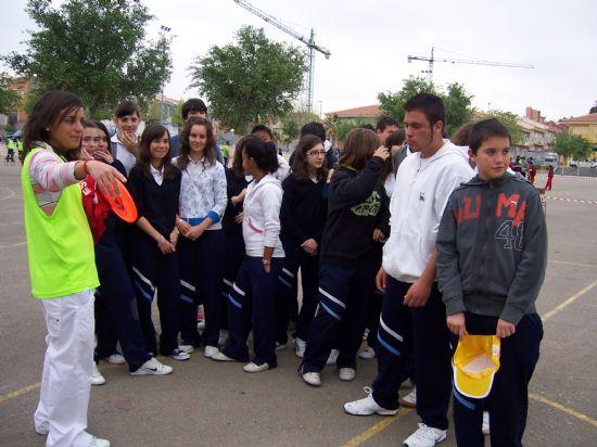 """ARRANCA EL PROGRAMA DE ACTIVIDADES ENMARCADO EN LA """"III SEMANA DE LA SALUD Y LA ACTIVIDAD FÍSICA"""" CON LA JORNADA DE DEPORTES ALTERNATIVOS DESARROLLADA EN EL RECINTO FERIAL (2008), Foto 6"""