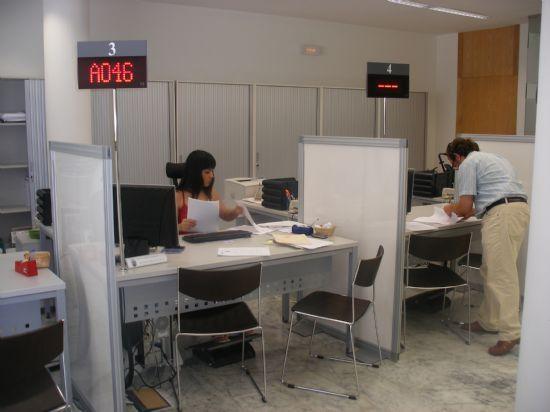 LA OFICINA DE ATENCI�N AL CONTRIBUYENTE INFORMA QUE SE ENCUENTRAN AL COBRO EN PERIODO VOLUNTARIO LOS RECIBOS SOBRE BIENES INMUEBLES DE NATURALEZA URBANA Y ACTIVIDADES ECON�MICAS CORRESPONDIENTES AL EJERCICIO 2007 (2007), Foto 1